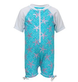 Snapper Rock Snapper Rock Ocean Star Sunsuit UV50+