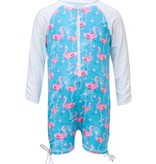 Snapper Rock Snapper Rock Flamingo Sunsuit UV50+