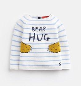 Joules Joules Bear Hug Intarsia Sweater