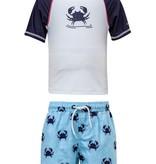 Snapper Rock Snapper Rock Blue Crab Swim Set UV50+