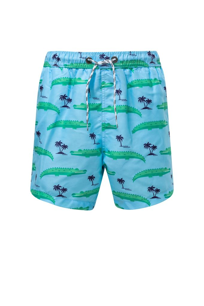a758ee8377 Snapper Rock Beach Shorts | Mesh-Lined Board Shorts | Tiny Hanger