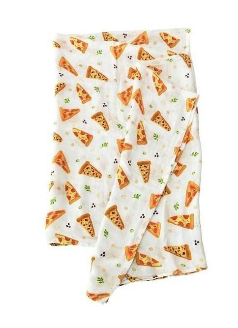 Loulou Lollipop Loulou Lollipop Pizza Swaddle