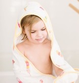 Loulou Lollipop Loulou Lollipop Hooded Towel Set- Ice Cream