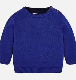 Mayoral Mayoral Basic Crew Neck Sweater