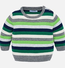 Mayoral Mayoral Stripe Sweater *more colors*