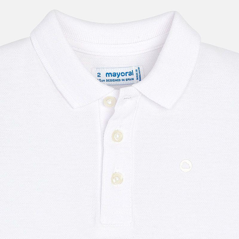 Mayoral Mayoral Short Sleeve Polo