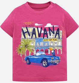 Mayoral Mayoral Short Sleeve Havana T-shirt