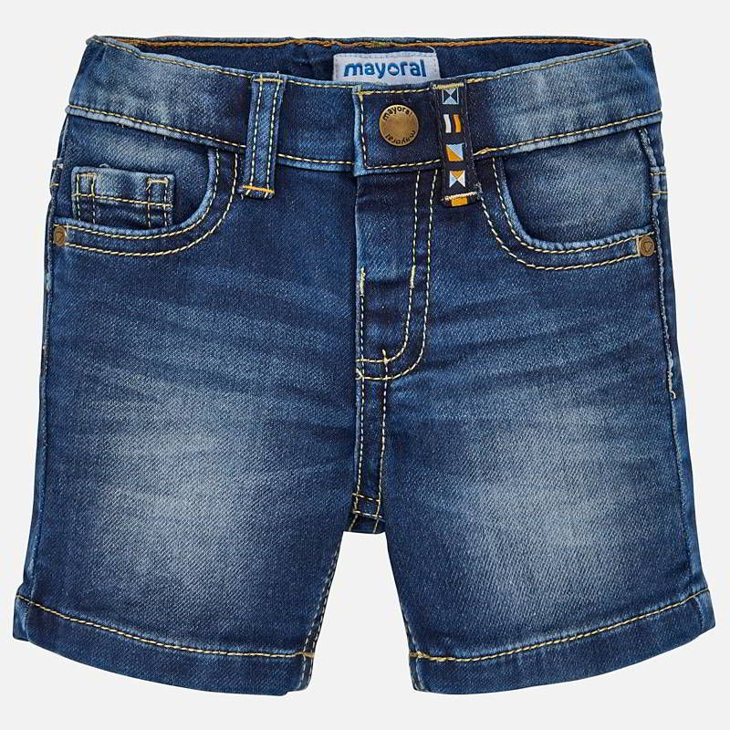 Mayoral Mayoral Soft Denim Bermuda