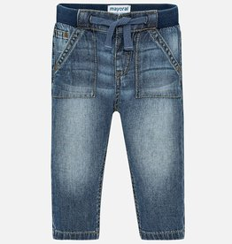 Mayoral Mayoral Basic Denim Pant