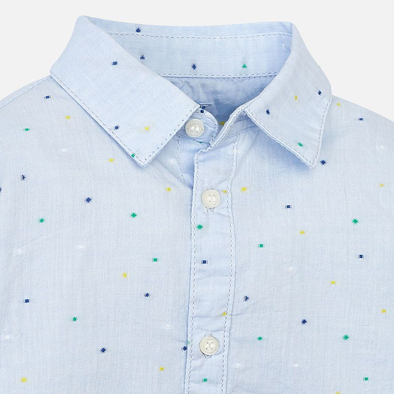 Mayoral Mayoral Jacquard Button Down