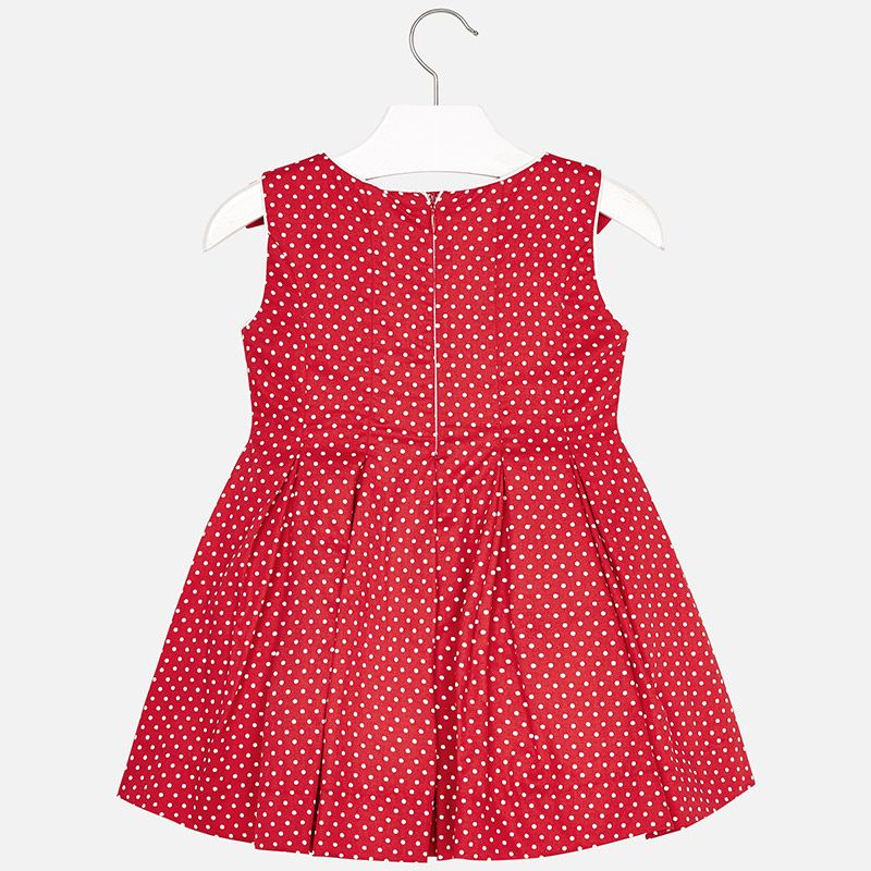 Mayoral Mayoral Polka Dot Dress