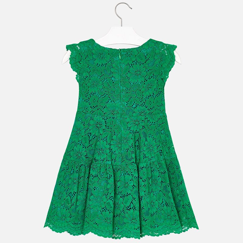 Mayoral Mayoral Lace Dress