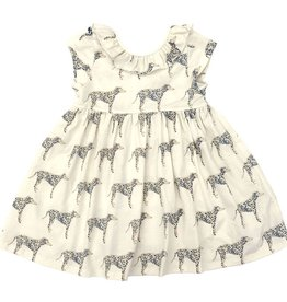 Pink Chicken Pink Chicken Princess Diana Dalmation Dress