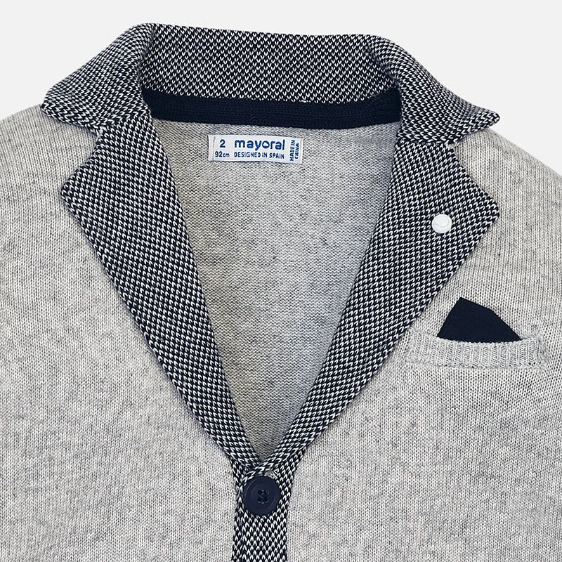 Mayoral Mayoral Knit Jacket