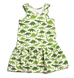 Winter Water Factory Winter Water Factory Valencia Dress- Dino