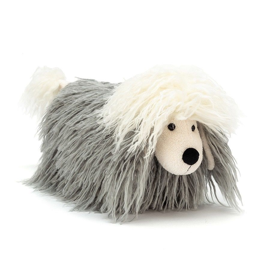 JellyCat Jelly Cat Charming Chaucer Dog