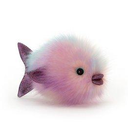 JellyCat Jelly Cat Disco Fish Pastel