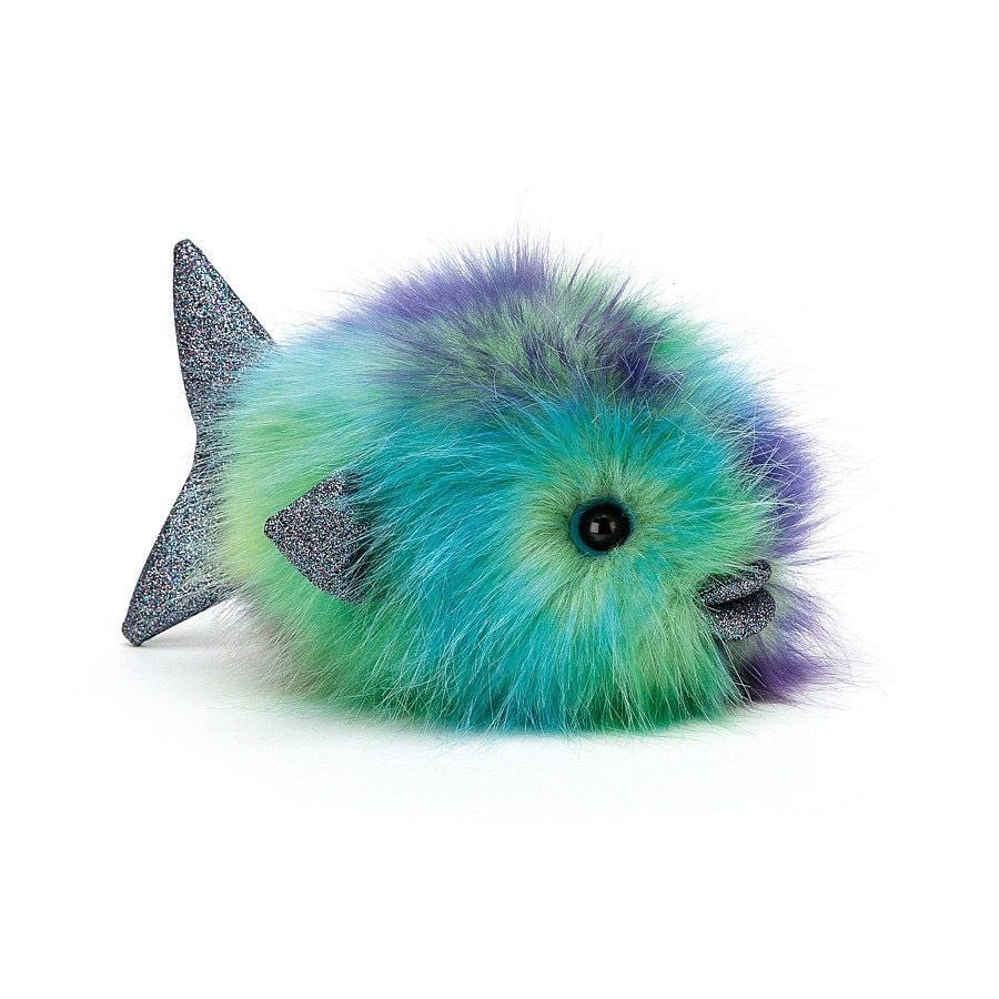 JellyCat Jelly Cat Disco Fish Jewel