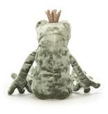 JellyCat Jelly Cat Frog Prince Kiss