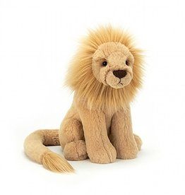JellyCat Jelly Cat Leonardo Lion Small