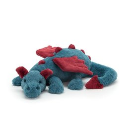 JellyCat Jelly Cat Dexter Dragon