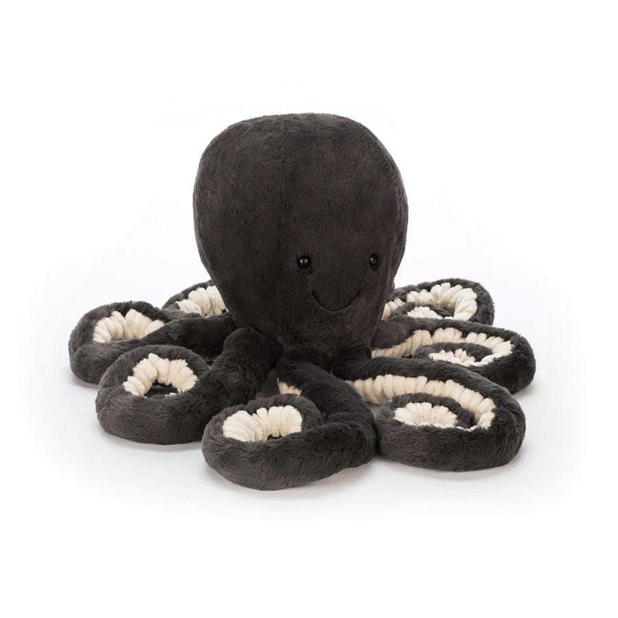 JellyCat Jelly Cat Inky Octopus Baby