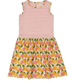 Petit Peony Petit Peony Citrus Tank Dress