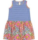 Petit Peony Petit Peony Wildflower Tank Dress