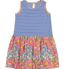 Petit Peony Petit Peony Wildflower Tank Dress