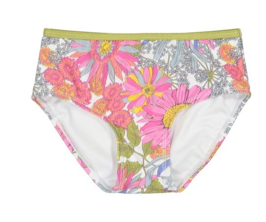 Petit Peony Petit Peony Wildflower Rashguard Swimsuit