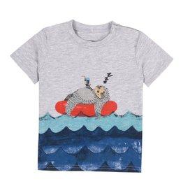deux par deux Deux Par All Aboard, Matey T-Shirt