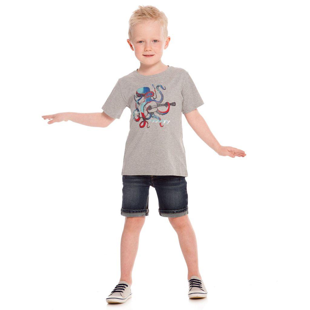 deux par deux Deux Par Deux Octopus T-Shirt