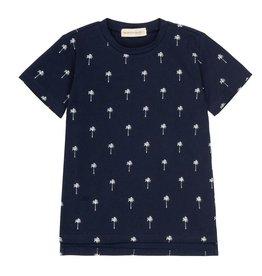 deux par deux Deux Par Deux Mini Palm T-Shirt