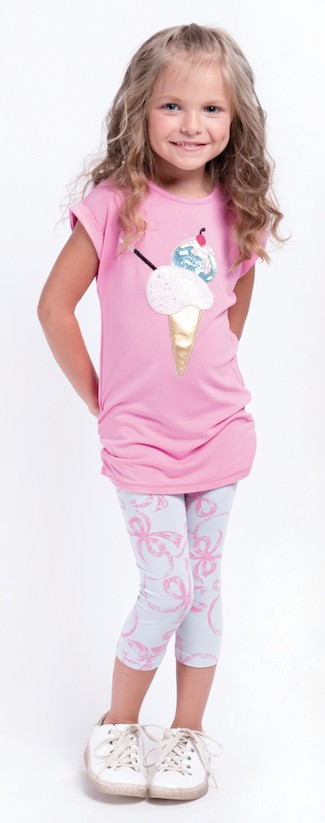 Imoga Imoga Annie Ice Cream Tunic