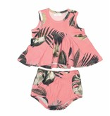 Joah Love Joah Love Edna Palm Top with Bloomers Set