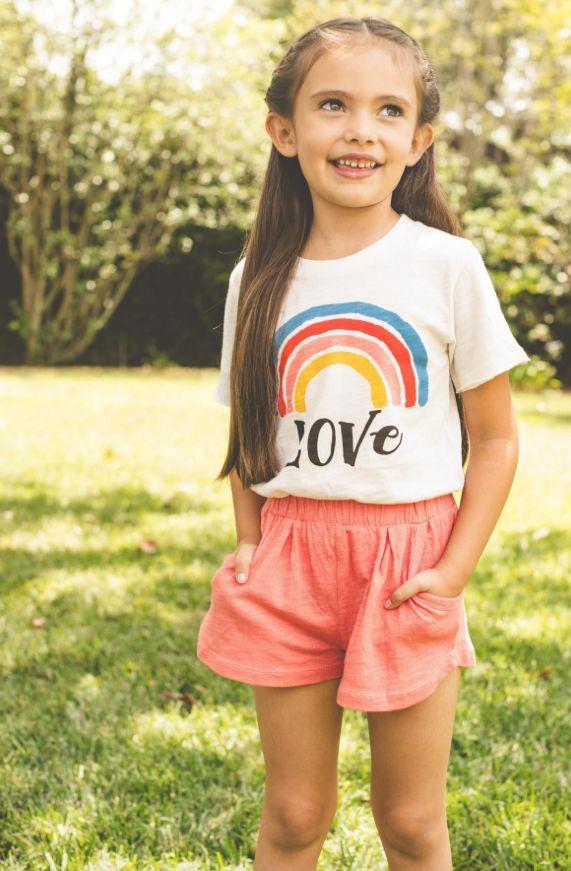Joah Love Joah Love Enzo Rainbow Tee