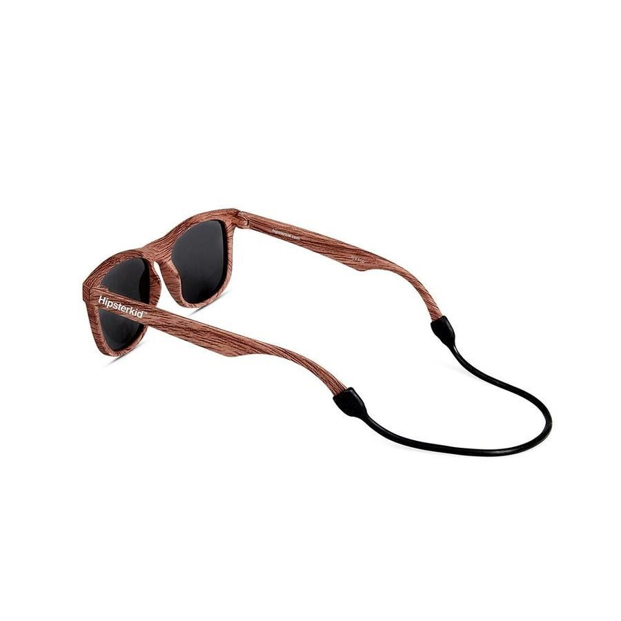 Fctry Polarized Sunglasses- Wood Finish