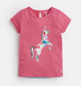 Joules Joules Maggie Unicorn Top