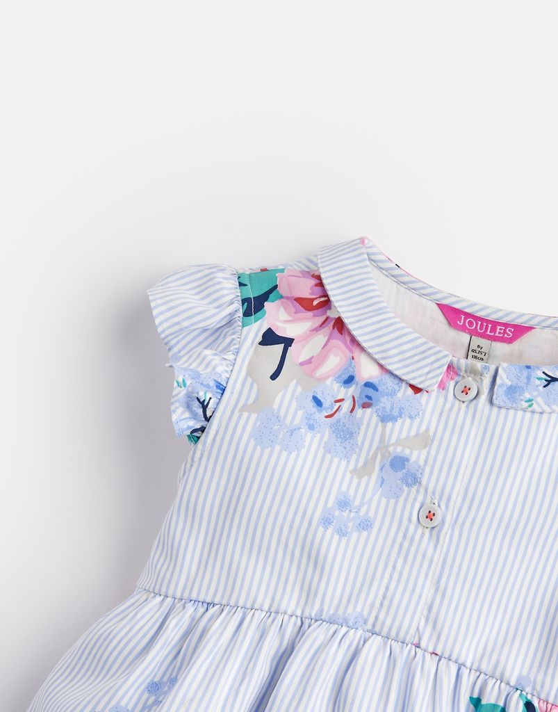Joules Joules Fliss Striped Floral Top