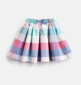 Joules Joules Ariel Checked Skirt