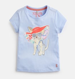 Joules Joules Pixie Cool Dog Jersey T-Shirt
