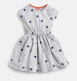 Joules Joules Jude Hearts  Dress