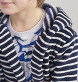 Joules Joules Roban Striped Robe