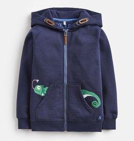 Joules Joules Seth Chameleon Pocket Zip Hoodie