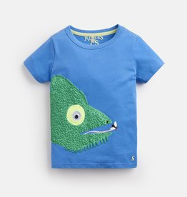 Joules Joules Archie Chameleon Top