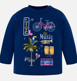 Mayoral Mayoral Long Sleeve T-shirt