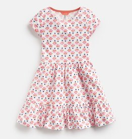 Joules Joules Coco Geo Heart Dress