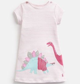 Joules Joules Kaye Dino Applique Dress