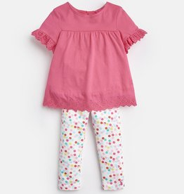Joules Joules Nell Top and Leggings Set