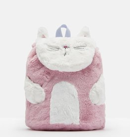 Joules Joules Fuzzy Cat Backpack